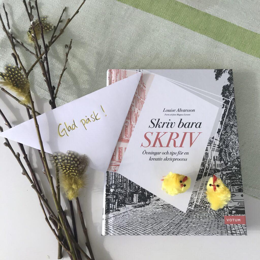 Glad påsk skriv